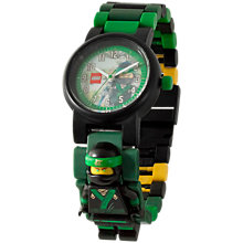 Buy LEGO Ninjago 8021100 Lloyd Minifigure Link Watch Online at johnlewis.com