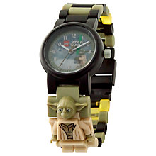 Buy LEGO 8021032 Star Wars Yoda Watch Online at johnlewis.com