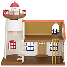 Buy Sylvanian Families Starry Point Lighthouse Online at johnlewis.com