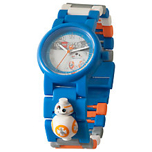 Buy LEGO 8020929 Star Wars BB-8 Watch Online at johnlewis.com