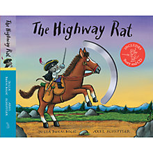 Buy The Highway Rat Book and CD Gift Edition Online at johnlewis.com
