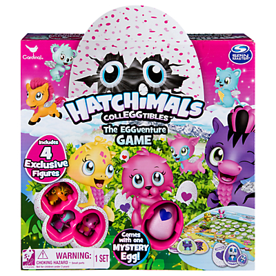 Image of Hatchimals The EGGventure Game