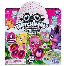 Buy Hatchimals The EGGventure Game Online at johnlewis.com