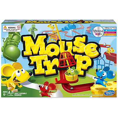 Image of Classic Mousetrap Game