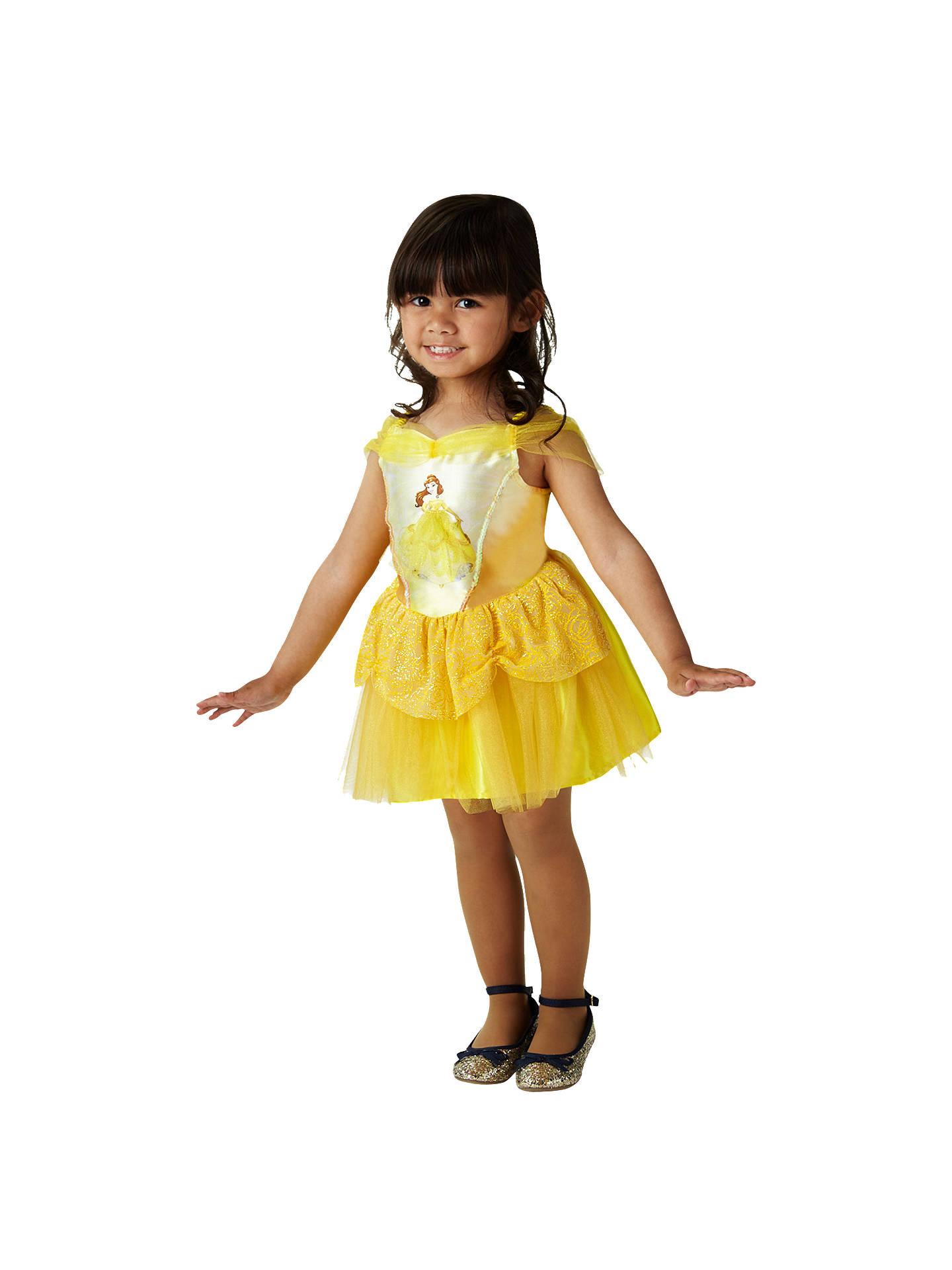 Ballerina Belle Dressing Up Costume