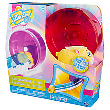 Buy Spin Master Hamster Wheel & Tunnel Online at johnlewis.com
