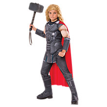 Buy Thor Ragnarok Deluxe Dressing-Up Costume Online at johnlewis.com