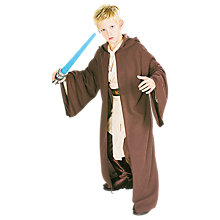 Buy Star Wars Deluxe Jedi Robe Dressing-Up Costume Online at johnlewis.com