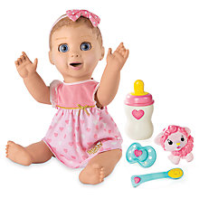 Buy Luvabella Baby Doll Online at johnlewis.com