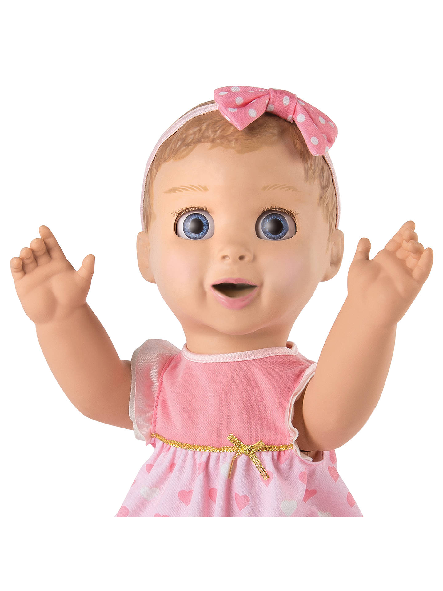 Offer Luvabella Baby Doll At John Lewis Partners