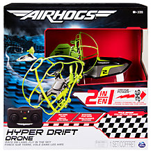 Buy Air Hogs 2 in 1 Hyper Drift Drone Online at johnlewis.com