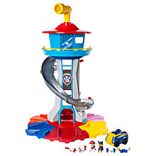 Buy Paw Patrol My Size Lookout Tower Online at johnlewis.com