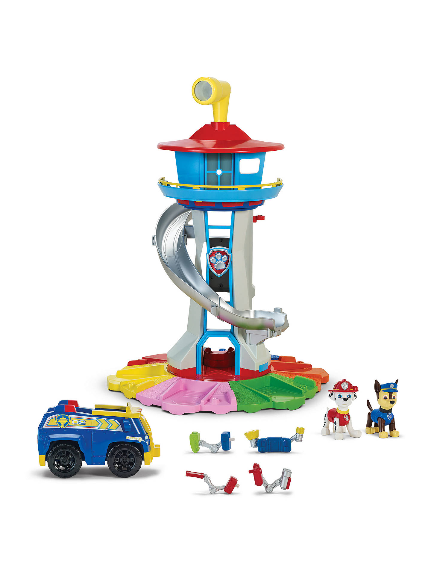 BuyPaw Patrol My Size Lookout Tower Online at johnlewis.com