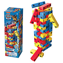 Buy Paw Patrol Jumbling Tower Game Set Online at johnlewis.com