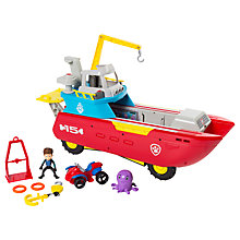 Buy Paw Patrol Sea Patroller Online at johnlewis.com