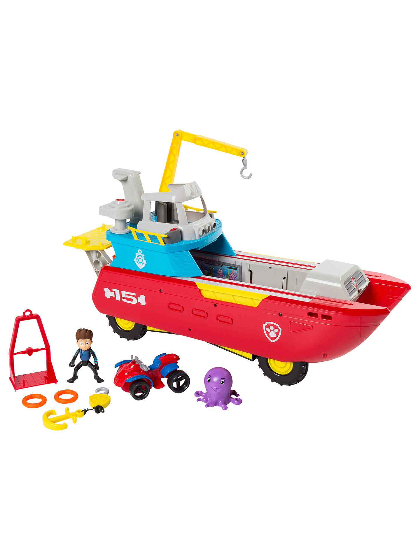 Sea Patroller