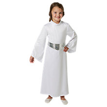 Buy Star Wars Princess Leia Dressing-Up Costume Online at johnlewis.com
