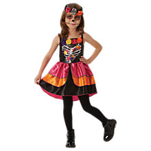 Buy Rubies Sugar Skull Dressing-Up Costume Online at johnlewis.com