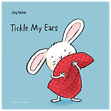 Buy Tickle My Ears/Bathtime For Little Rabbit Book Set Online at johnlewis.com