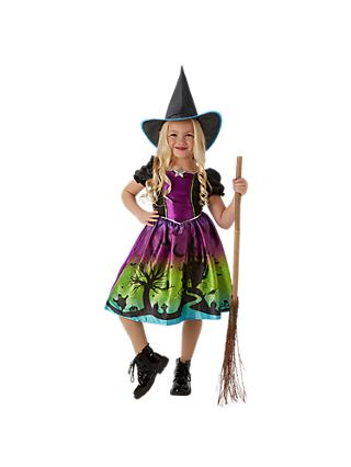 Rubies Ombre Witch Dressing-Up Costume