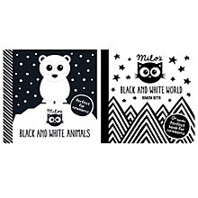Buy Milo's Black And White Pack Book Online at johnlewis.com