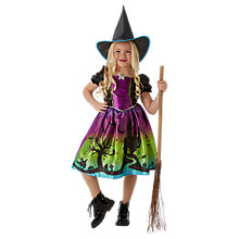 Buy Rubies Ombre Witch Dressing-Up Costume Online at johnlewis.com