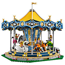 Buy LEGO Creator 10257 Carousel Online at johnlewis.com