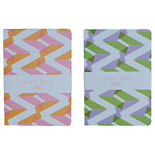 Buy Laura Spring Naomi A5 Notebook, Set of 2 Online at johnlewis.com