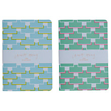 Buy Laura Spring Ida A5 Notebook, Set of 2 Online at johnlewis.com