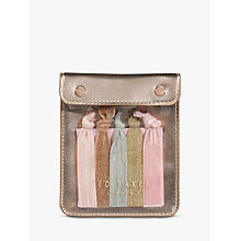 Buy Ted Baker Hair Ribbons In Pouch, Pack of 5 Online at johnlewis.com