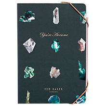 Buy Ted Baker A5 Sticky Notes Notebook Online at johnlewis.com