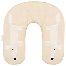 Buy Scion Mr Fox Neck Warmer, Parchment Beige Online at johnlewis.com