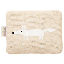 Buy Scion Mr Fox Hand Warmer, Beige Parchment Online at johnlewis.com