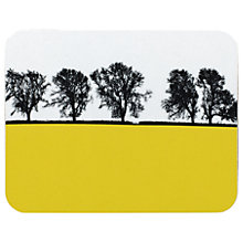 Buy The Art Rooms Yellow Masham Coaster Online at johnlewis.com