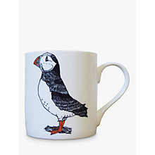 Buy Martha and Hepsie Puffin Billy Mug Online at johnlewis.com