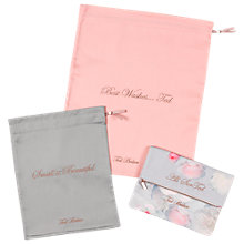 Buy Ted Baker Laundry Bags, Pack of 3 Online at johnlewis.com