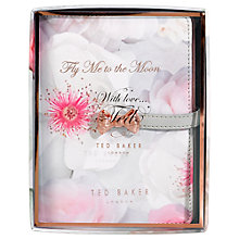 Buy Ted Baker Travel Document Holder, Chelsea Border Online at johnlewis.com