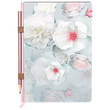 Buy Ted Baker A5 Notebook, Chelsea Border Online at johnlewis.com