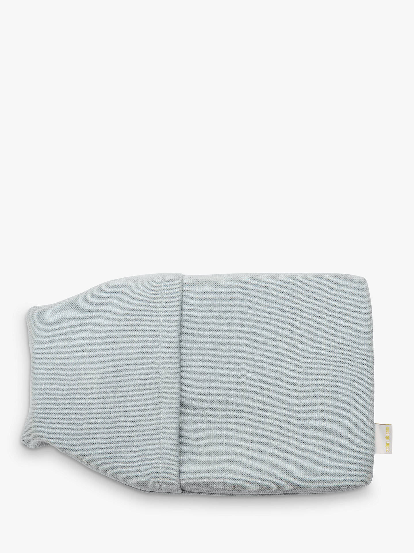 Buy Scion Mr Spike Hot Water Bottle, Sky Blue Online at johnlewis.com