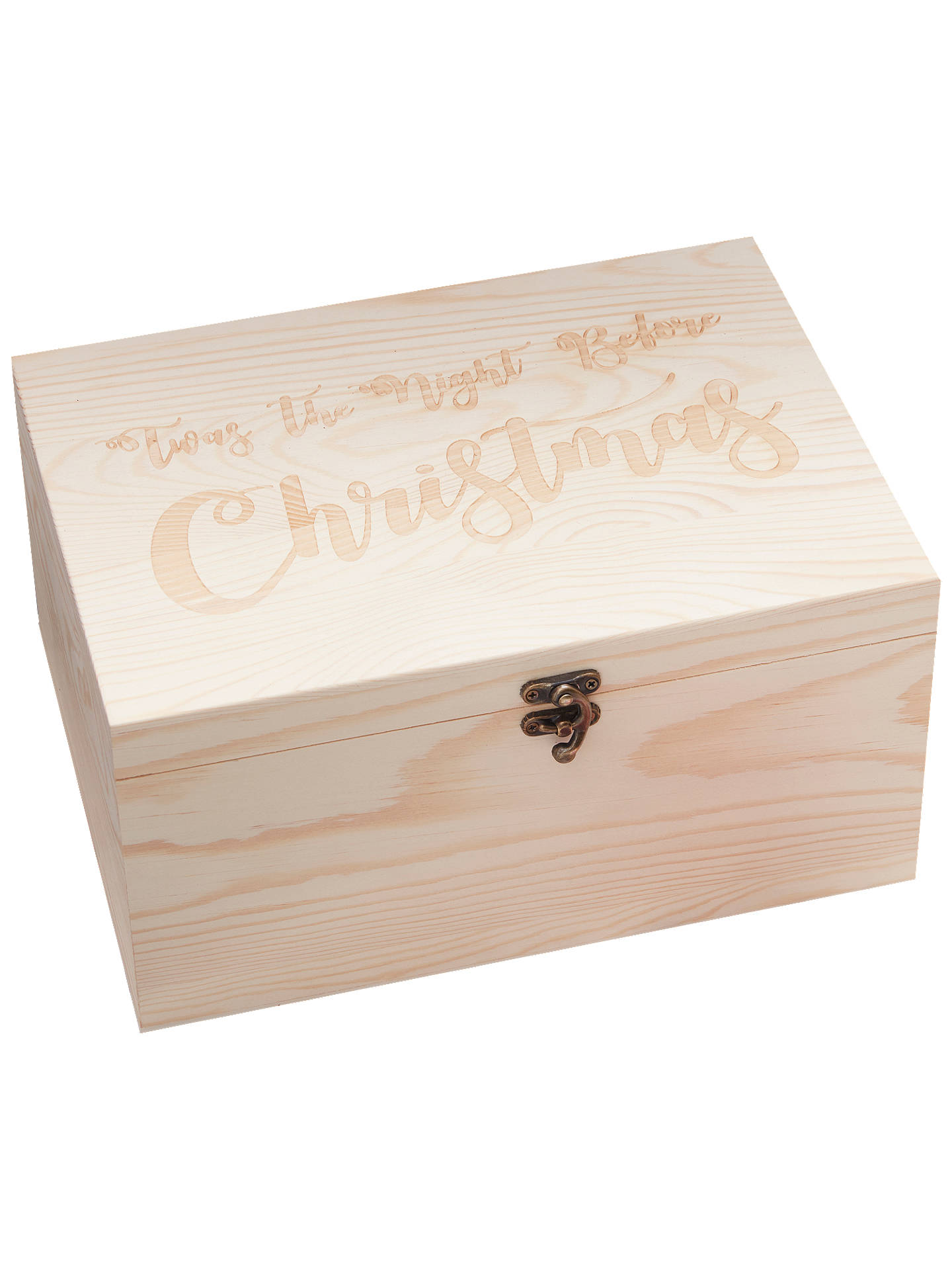 fe11d4755641 Buy Ginger Ray Christmas Eve Box Online at johnlewis.com ...