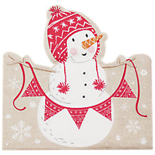 Buy Ginger Ray Santa & Friends Napkins, Pack of 4 Online at johnlewis.com