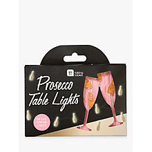 Buy Talking Tables Prosecco Table Lights Online at johnlewis.com