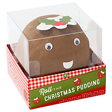 Buy Talking Tables Roll The Christmas Pudding Wonderball Online at johnlewis.com