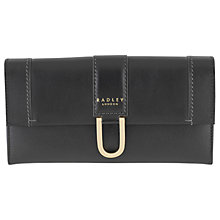 Buy Radley Primrose Hill Leather Large Matinee Purse Online at johnlewis.com