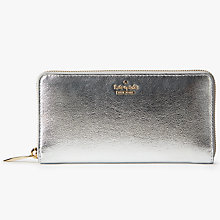 Buy kate spade new york Cameron Street Lacey Zip Around Purse Online at johnlewis.com
