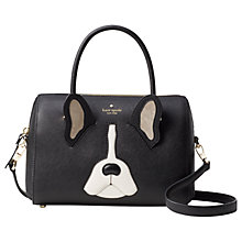 Buy kate spade new york Ma Chérie Antoine Leather Large Lane Satchel, Multi Online at johnlewis.com