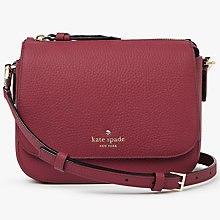Buy kate spade new york Daniels Drive Bari Leather Cross Body Bag Online at johnlewis.com