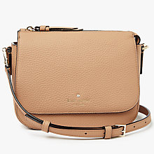 Buy kate spade new york Daniels Drive Bari Leather Across Body Bag Online at johnlewis.com