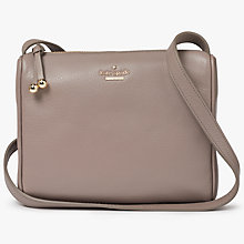 Buy kate spade new york Lombard Street Pauley Leather Satchel Online at johnlewis.com