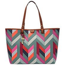Buy Fossil Rachel Tote Bag Online at johnlewis.com